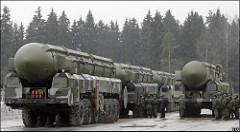Ydinaseita kuljetetaan